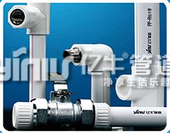 PPR冷热水管